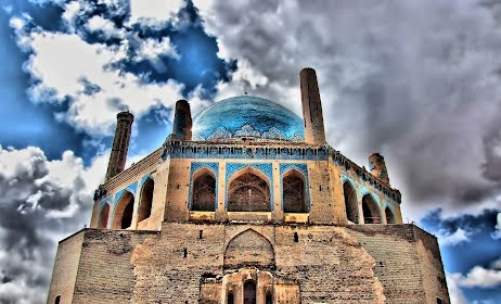 world heritage sites in iran