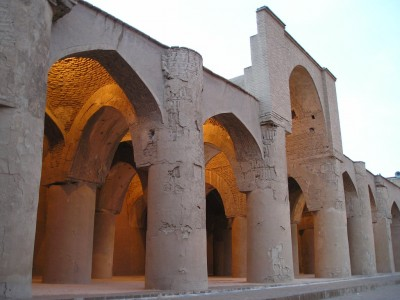iran silk road tours