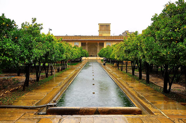 karim khan citadel shiraz tour