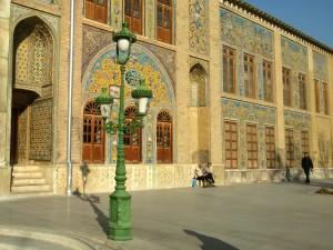 Golstan Palace