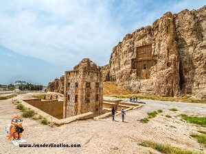 Naqshe Rostam-Fars-Iran-iran tour