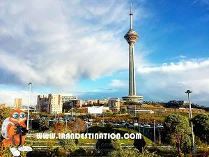 Milad Tower-Tehran