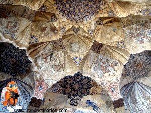 Ganjali Khan Bathhouse-Kerman-Iran