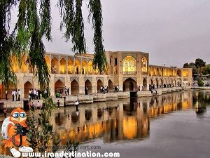 Khaju Bridge-Isfahan