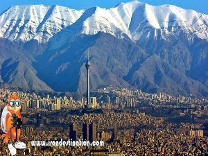 Milad Tower-Tehran-Iran