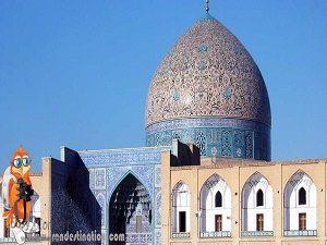 Sheikh Lotfallah_Esfahan