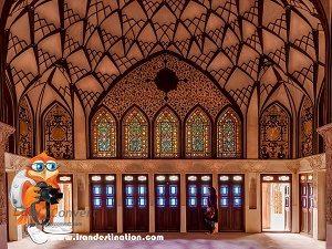 Tabatabai house-Kashan-Iran-Iran tour