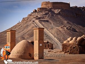 Towers of Silence-Yazd