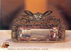 Daryaye noor-Jewelry museum-Tehran-Iran iran tour