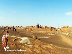 desert iran -iran tour