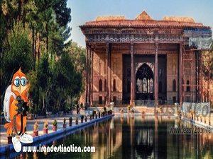 40 columns-Isfahan-Iran