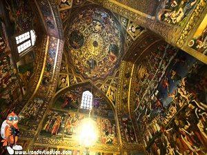 Vank church-Isfahan-Iran