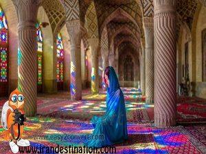 Nasir almolk mosque-Shiraz