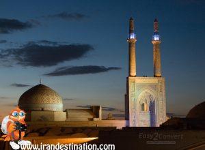 Jameh Mosque-Yazd-Iran-iran tour